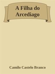 A Filha do Arcediago - copertina