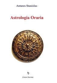 Astrologia oraria - copertina