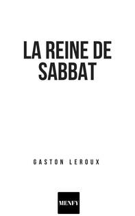 La reine du sabbat - Librerie.coop