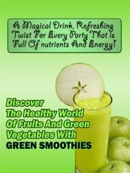 Discover Green Smoothies - copertina