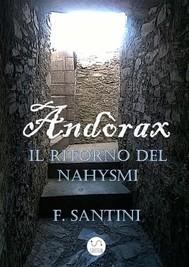 Andòrax - Il ritorno del nahysmi - copertina
