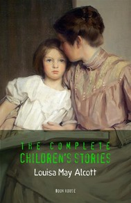 Alcott, Louisa May: The Complete Children's Stories - copertina