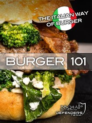 Burger 101 - copertina