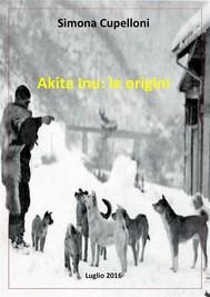 Akita inu: le origini - copertina