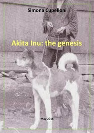 Akita Inu: the genesis - copertina
