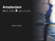 Amsterdam. Motion & Posture - copertina