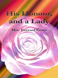 His Honour, and a Lady - copertina