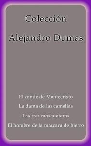 Colección Alejandro Dumas - copertina