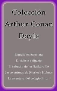 Colección Arthur Conan Doyle - copertina