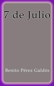 7 de Julio - copertina