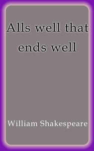 Alls well that ends well - copertina