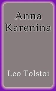 Anna Karenina - English - copertina