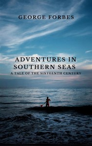 Adventures in Southern Seas - copertina
