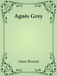 Agnès Grey (French) - copertina