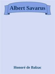 Albert Savarus - copertina