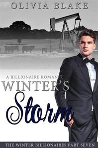 Winter's Storm: A Billionaire Romance - Librerie.coop