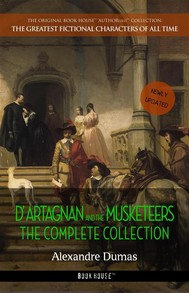 D'Artagnan and the Musketeers: The Complete Collection - copertina