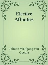 Elective Affinities - copertina