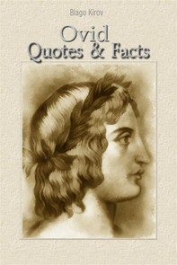 Ovid: Quotes & Facts - Librerie.coop