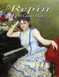Repin: 190 Colour Plates - Librerie.coop