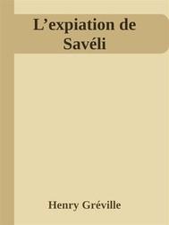 L'expiation de Savéli - copertina