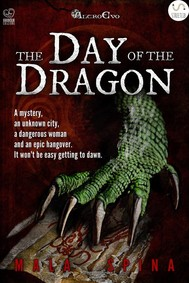 The Day of the Dragon - copertina