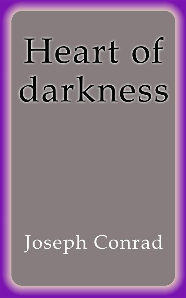 Book Cover Images Api : Heart of darkness joseph conrad