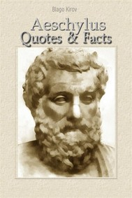 Aeschylus: Quotes & Facts - copertina