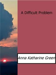 A Difficult Problem - Librerie.coop