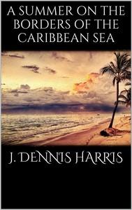 A summer on the borders of the Caribbean sea - copertina