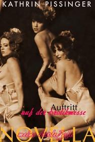 Auftritt auf der Erotikmesse - copertina