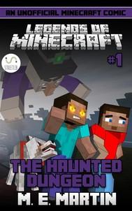 Legends of Minecraft: The Haunted Dungeon - copertina
