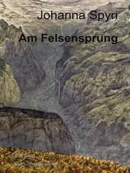 Am Felsensprung - copertina