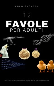 Favole per Adulti - copertina