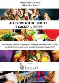 Allestimento dei Buffet e Cocktail Party - copertina