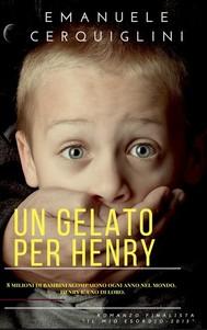 Un gelato per Henry. - copertina