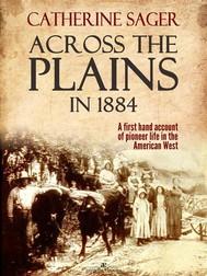 Across the Plains in 1884 - copertina