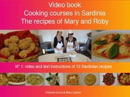 Cooking courses in Sardinia - The recipes of Mary and Roby - copertina