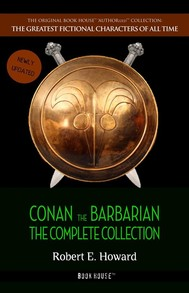 Conan the Barbarian: The Complete Collection - copertina