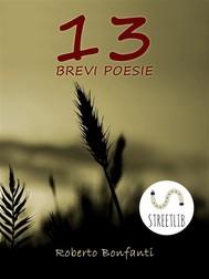 13 Brevi Poesie - copertina