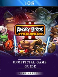 Angry Birds Star Wars II IOS Unofficial Game Guide - copertina