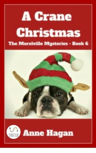 A Crane Christmas: The Morelville Mysteries - Book 6 - copertina