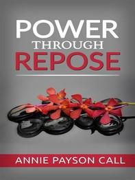 Power through repose - Librerie.coop