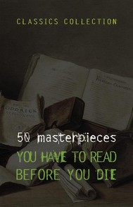 50 Masterpieces you have to read before you die - copertina