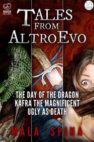 Tales from Altro Evo - copertina