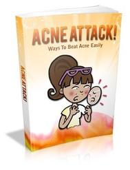 Acne Attack! - copertina