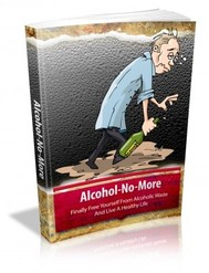 Alcohol No More - copertina