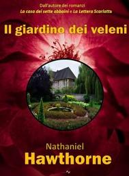 Il giardino dei veleni - copertina