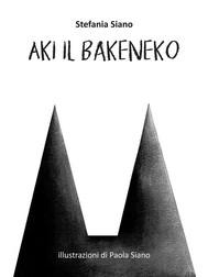 Aki il Bakeneko - copertina