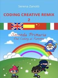 Coding Creative Remix 2 - dal Coding al Fumetto - copertina